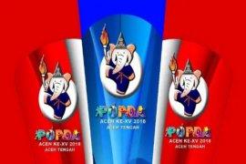 Langsa rebut peringkat teratas perolehan medali Popda