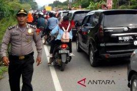 Lhokseumawe minim kasus kecelakaan lalu lintas