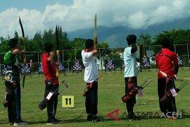 Aceh optimis raih 16 emas di Kejurnas Panahan