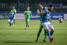 Persib menyerah pada Bhayangkara FC 0-1