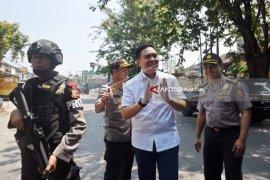 Delapan Terduga Teroris Diciduk di Banten