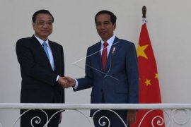PM China di Istana Presiden