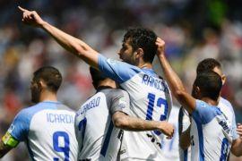 Menang 4-0 atas Udinese, Inter Milan jaga asa ke Liga Champions