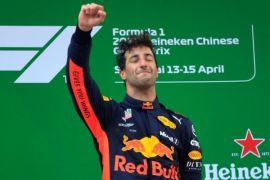 Ricciardo juara GP Monaco meski mobilnya bermasalah