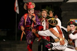 Drama Sampek Engtay meriahkan Puputan Klungkung