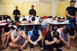 Polda-Imigrasi Bali deportasi 105 warga China