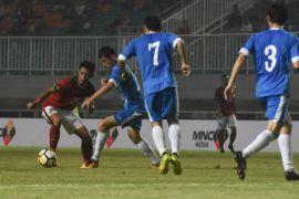 Laga Timnas U-23 vs Thailand digelar di PTIK dan Stadion Pakansari