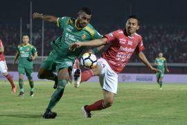 Sriwijaya FC menang lawan Bali United 4-3