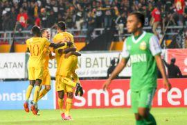 Tiga kelompok suporter Sriwijaya FC siap jaga ketertiban