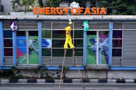 Jakarta gratiskan Transjakarta untuk sukarelawan Asian Games