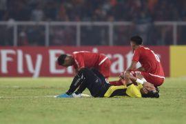 Pelatih: Persija kalah pengalaman dari Home United