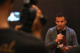 Legenda Italia Del Piero: Tugas pesepakbola satukan perdamaian