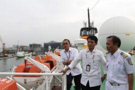 Pelni perkirakan penurunan pemudik gunakan kapal laut