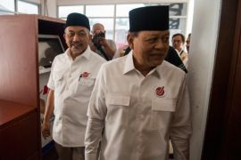 "Ketokohan Prabowo pengaruhi suara pasangan ""Asyik"""