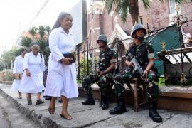 Istri korban bom Surabaya maafkan pelaku teror