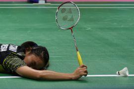 Tunggal putri sisakan Yulia di putaran kedua Singapura