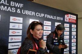 Pertemuan Tim Piala Uber Indonesia-Malaysia diprediksi ketat