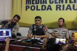 Polisi benarkan penyerang Mapolda Riau tinggalkan surat