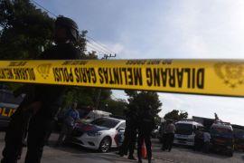 Polisi tembak mati dua terduga teroris di Depok