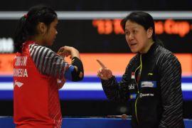 Indonesia evaluasi tunggal putri untuk hadapi perempat final