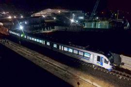 Gubernur: LRT Palembang sudah diuji coba dan lancar