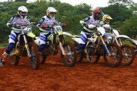 Menpora buka motor cross internasional di Pangkalpinang