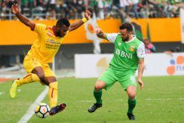 Sriwijaya FC didenda Rp200 juta gara-gara ulah suporter