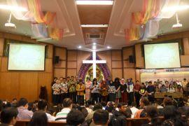 Forkopimda Jatim tinjau sejumlah gereja di Surabaya