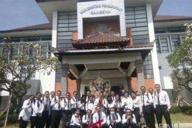 Undiksha dikunjungi calon dosen Bali-NTB-NTT