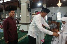 Wabup Kotabaru buka Pesantren Ramadhan