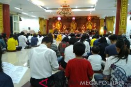 Peringatan Waisak Kota Bogor angkat tema kebhinnekaan (Video)