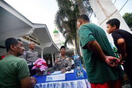 Lokasi pelayanan SIM keliling DKI Jakarta hari ini