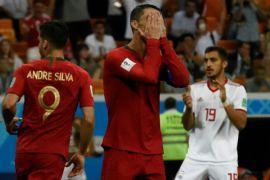 Ronaldo tutup mulut soal masa depan bersama Portugal