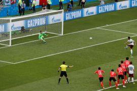 Tim mana yang sering melakukan pelanggaran di Piala Dunia?
