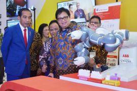 Bidik 10 besar ekonomi dunia, Indonesia masuki revolusi indutri 4.0