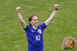 Piala Dunia - Kroasia Menang 2-0 Atas Nigeria