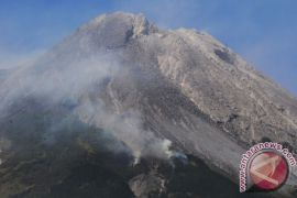 BPBD Sukabumi telusuri kebakaran Gunung Sunda