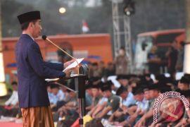 Presiden: pendapatan operasional Babinsa naik 771 persen