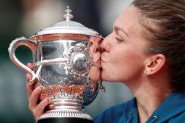 Halep mundur dari WTA Finals karena cedera