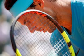 Nadal ke semifinal Wimbledon usai taklukkan Del Potro