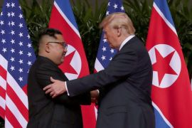 Trump: pembicaraan nuklir dengan Korea Utara `berlangsung baik`