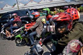 Angka kecelakaan selama mudik turun di Jawa Tengah