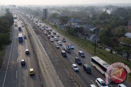Tol Jakarta-Cikampek lancar pada H+7 Lebaran