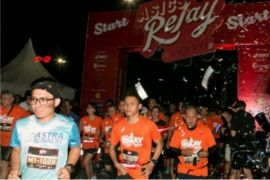 Lokasi marathon beregu dipindah karena Asian Games