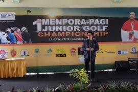 Imam Nahrawi dorong kejuaraan golf junior berkala