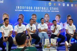 Pemain Liga Indonesia berbagai pengalaman di PRJ