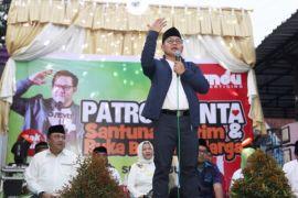 Muhaimin sambut tahun baru Islam di pesantren