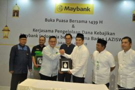 Sinergi Maybank Indonesia-Global Wakaf untuk umat