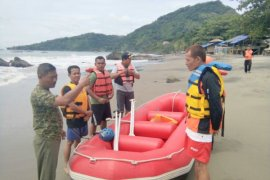 Enam wisatawan Sukabumi tewas di objek wisata air