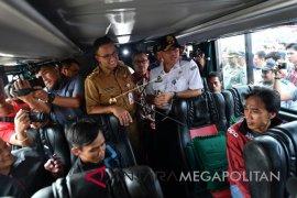 Ini aturan bagi warga yang datang ke Jakarta